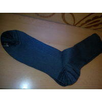 Носки серого цвета. р. 25