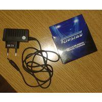 Зарядное устройство сетевое NOKIA (толстый разъем 3,5 мм ) Topstar