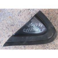 101099 Citroen C5 01-04 накладка левого крыла 9634763077