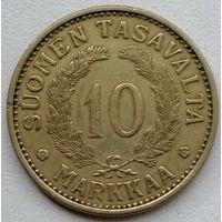 Финляндия 10 марка 1934