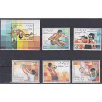 Сахара Олимпиада 1992г.