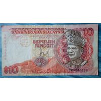 Малайзия 10 ринггит, 98