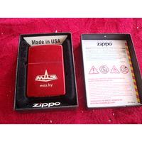 Зажигалка Zippo,оригинал,новая!С коробкой и доками!