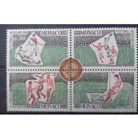 Монако история футбола 1963 #2