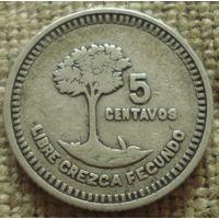 5 сентаво 1949 Гватемала