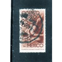 Мексика.Ми-864.Полет.1944.