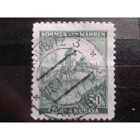 Богемия и Моравия 1939 Карлштейн