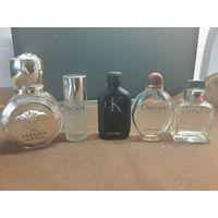 Бутылочки от парфюма оригинальные