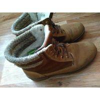 Модные ботинки Tamaris