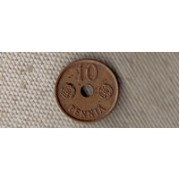 Финляндия 10 пенни 1941(Oct)