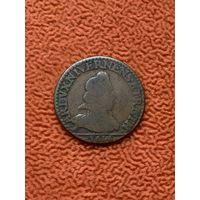 Франция 1 лиард 1614 г., редкость