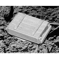 """""""ZEBRANO"""" ZA35220.Ящик для цинков с патронами, 3 шт."""