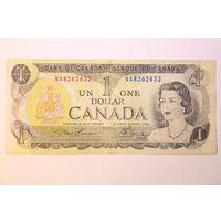 Канада, 1 доллар 1973 год