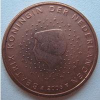 Нидерланды 5 евроцентов 2006 г.