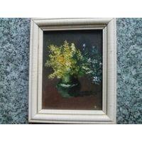 Картина Цветы в кувшине