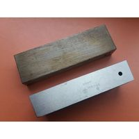 Плашка резьбонакатная плоская М6х1 (В=50 мм)