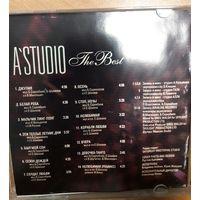 A.STUDIO The Best - исторический диск 1997 года