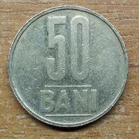 Румыния 50 бани 2009