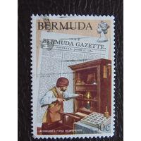 Бермудские острова 1984 г.