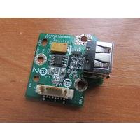 Dell Vostro 1700 модуль wifi da0gm2tb18d1