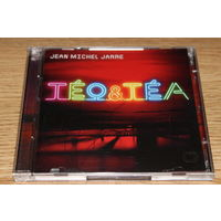 Jean Michel Jarre - Teo & Tea   -2 DISC SET CD/DVD