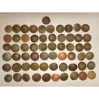 Пряга  и пуговицы пуги 61 шт. ри.пряжка в бонус