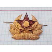 Кокарда Вооруженные Силы Казахстана