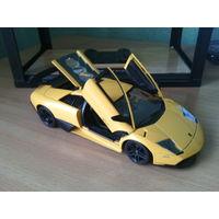 Автомобиль Lamborghini Murcielago LP 670-4 SV 1/24 масштаб