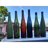 Бутылки ПМВ