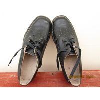 Ботинки ссср Новые Кожа натуральная верх и внутри 100%