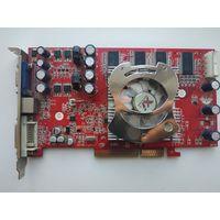 XpertVision Radeon 9800pro 128mb