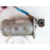 Двигатель постоянного тока МУ 431