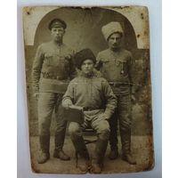 Фото военных до 1917г. Россия. Размер 10-13.5 см.