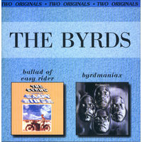 Byrds - Ballad Of Easy Rider'69 & Byrdmaniax'71