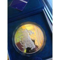 Олимпийские игры 2004 года. Афины 1000 рублей.