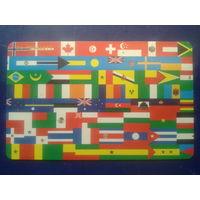 Флаги 5 евро