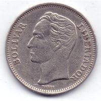 Венесуэла,  1 боливар 1967 года.