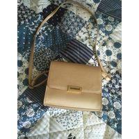 Стильная сумка бренда monnari как нов