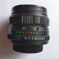 Объектив Гелиос-44М-6