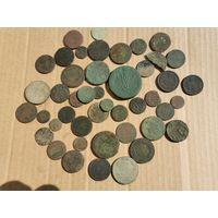 45 монет РИ. 5 копеек 1758