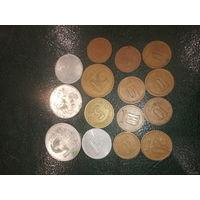 Монеты Литва Латвия Погоня