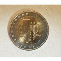 2 евро 2000 Нидерланды