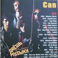 Can. Discography (mp3, 2xCD)