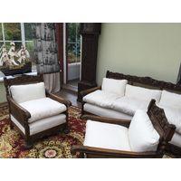 Комплект мягкой мебели Антиквариат