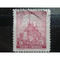 Богемия и Моравия 1939 Прага