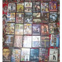 Разные фильмы на DVD см фото
