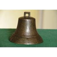 Колокольчик  бронзовый  ( диаметр  11,5 см , высота 10,5)