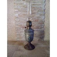 Лампа керосиновая старинная