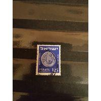 1954 Израиль искусство культураконцовка серии (4-7)
