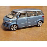 VW Microbus 2001 Hongwell Cararama 1:43